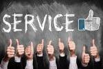 Kundenservice: Kontaktdaten verschiedener Anbieter