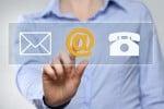 Kontaktformular: Anfrage zu Internet, Telefon und TV Tarifen