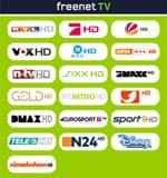 Senderübersicht private HD-Sender mit freenet TV Vertrag
